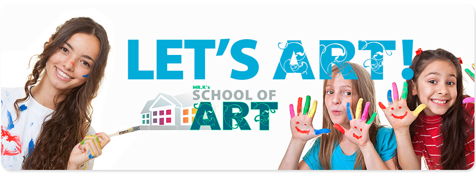 "art classes by mr.k - ""let's art"""